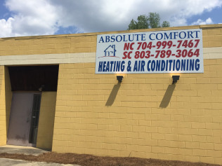 air conditioning installations charlotte nc