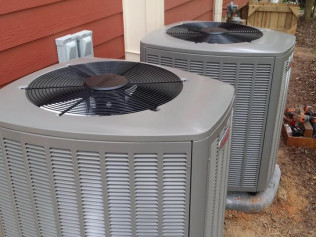 air conditioning replacements fort mill sc