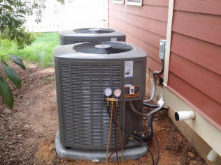 air conditioning replacements charlotte nc